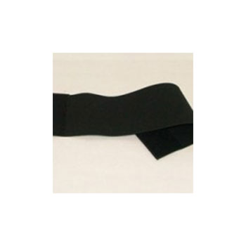 Elastic shoulder weighting extension belt