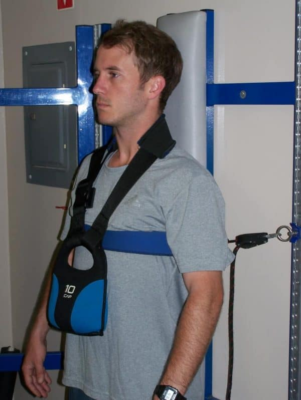 Thoracic-Flex Traction Body Weight